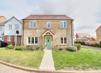 White Clover Close, Stone Cross, Pevensey BN24. 4 bed detached house