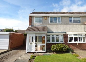 3 bed semi-detached house for sale in Barnston, Ashington NE63