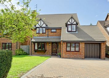 Thumbnail 4 bed detached house for sale in Ashfield, Kimbolton, Huntingdon