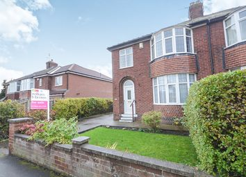 Thumbnail 4 bedroom semi-detached house for sale in Green Dykes Lane, York