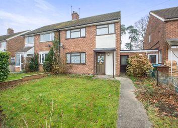 Thumbnail 3 bed semi-detached house for sale in The Firs, Brill, Aylesbury
