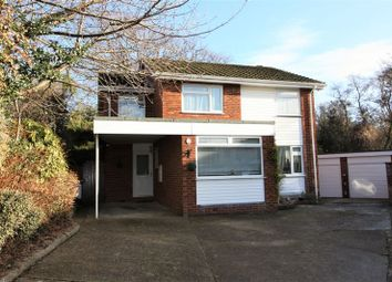 Thumbnail 4 bed detached house for sale in Lower Spinney, Warsash, Southampton