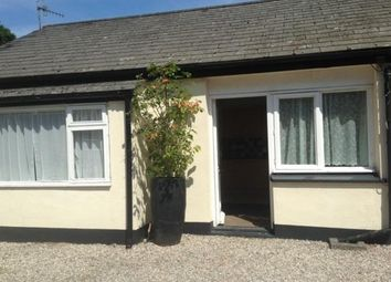 Thumbnail 1 bed flat to rent in Trevarrick Drive, Trewoon, St. Austell