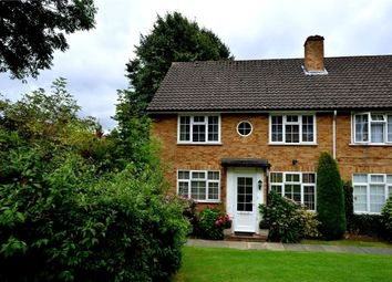 Thumbnail 2 bed terraced house to rent in Hill Close, Stanmore, Greater London