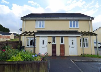 Thumbnail 2 bed semi-detached house for sale in Quarry Fields, Okehampton