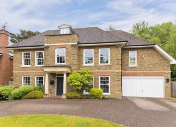 Thumbnail 5 bed detached house to rent in Llanvair Close, South Ascot