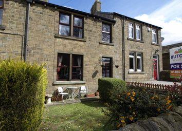 Thumbnail 3 bedroom terraced house for sale in Cumberworth Lane, Lower Cumberworth, Huddersfield