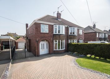 Thumbnail 3 bed semi-detached house for sale in 191 East Bawtry Road, Rotherham