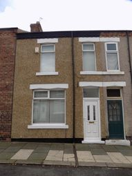 Thumbnail 2 bed terraced house to rent in Borough Road, Darlington