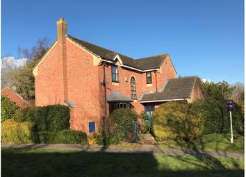 Thumbnail 4 bed detached house for sale in Cumbrae Drive, Great Billing, Northampton