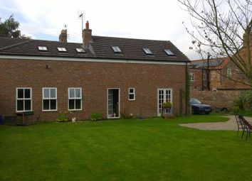 Thumbnail 4 bed semi-detached house for sale in Newton Road, Tollerton, York