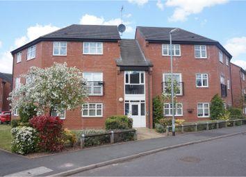 Thumbnail 2 bed flat for sale in Trafalgar Way, Lichfield
