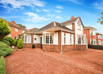 Thumbnail 3 bed detached house for sale in Bromley Avenue, Whitley Bay