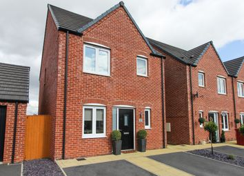 Thumbnail 3 bed detached house for sale in Chanterelle Walk, Clowne, Chesterfield