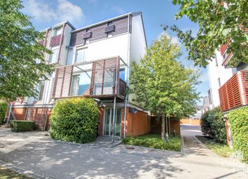 Thumbnail 3 bed maisonette for sale in The Chase, Newhall, Harlow