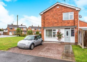 Thumbnail 3 bed semi-detached house for sale in Grange Close, Newbold Verdon, Leicester, Leicestershire