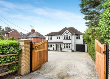 Thumbnail 5 bed detached house to rent in Wokingham Road, Bracknell, Berkshire