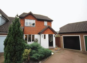 Thumbnail 3 bed detached house for sale in Dukes Meadow, Chiddingstone Causeway, Tonbridge