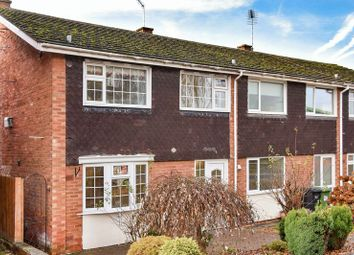 Thumbnail 3 bed end terrace house for sale in Falstaff Road, Southdale, Redhill, Hereford