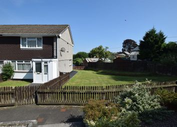Thumbnail 2 bed semi-detached house for sale in Arundell Close, Lifton