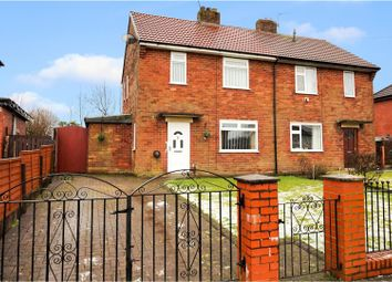 Thumbnail 2 bed semi-detached house for sale in Garside Hey Road, Bury
