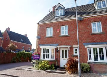 Thumbnail 4 bed end terrace house for sale in Clos Tylaway, Radyr