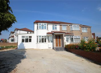Thumbnail 6 bed semi-detached house for sale in Honeypot Lane, Stanmore, Middlesex