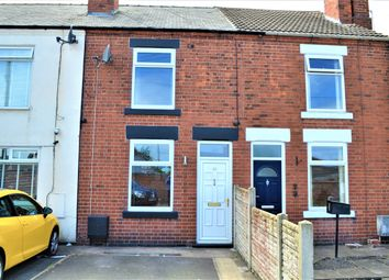 Thumbnail 2 bed terraced house for sale in Pentrich Road, Ripley