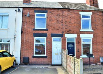 2 bed terraced house for sale in Pentrich Road, Ripley DE5