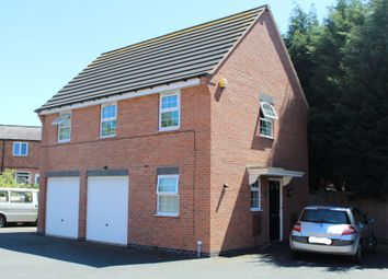 Thumbnail 2 bed detached house for sale in Danbury Place, Humberstone, Leicester