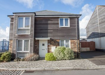 Thumbnail 4 bed detached house for sale in Samuel Bassett Avenue, Plymouth