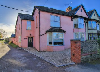 Thumbnail 5 bed semi-detached house for sale in Station Road, Creigiau, Cardiff