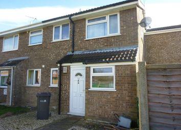 Thumbnail 1 bed terraced house to rent in Cameron Close, Heacham, King's Lynn