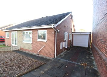 Thumbnail 2 bed bungalow for sale in Teall Street, Ossett
