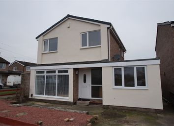 Thumbnail 4 bed detached house for sale in Castlesteads Drive, Sandsfield Park, Carlisle, Cumbria