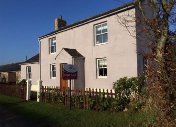 Thumbnail 3 bed detached house for sale in Grainbrow, Hethersgill, Carlisle, Cumbria