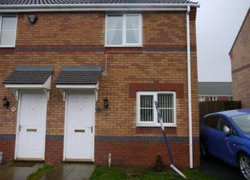 Thumbnail 2 bed semi-detached house to rent in Wenborough Lane, Bradford