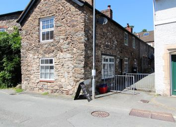 Thumbnail 4 bed cottage for sale in Market Street, Llanrhaeadr Ym Mochnant, Oswestry