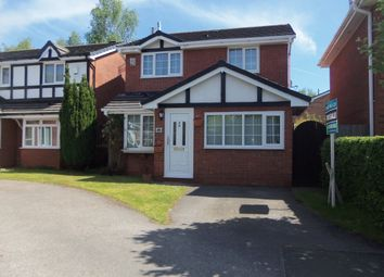 Thumbnail 3 bed detached house for sale in Woodbridge Avenue, Halewood, Liverpool
