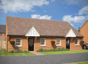 Thumbnail 2 bed semi-detached bungalow for sale in Cedar Walk, Offenham, Evesham