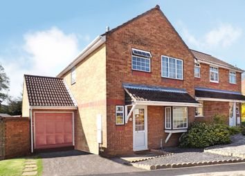 Thumbnail 3 bed semi-detached house to rent in Hereford Way, Banbury OX16, Banbury,