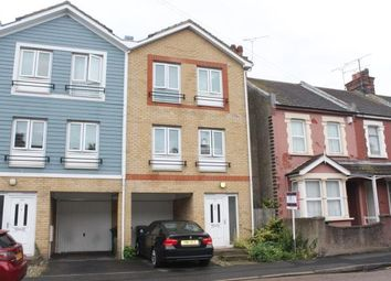 Thumbnail 3 bed terraced house for sale in Russell Road, Gravesend, Kent