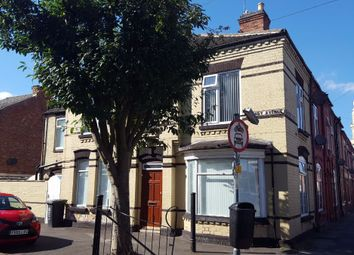 Thumbnail 5 bedroom terraced house for sale in Granby Avenue, Off St Saviours Road, Leicester