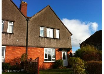 Thumbnail 2 bedroom semi-detached house to rent in Mary Road, Wells