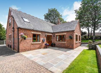 Thumbnail 4 bed detached bungalow for sale in St George Close, Woodsetts, Worksop