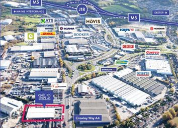 Thumbnail Industrial for sale in Units 1&2, Crowley Way, Avonmouth, Bristol
