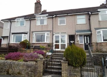 Thumbnail 3 bed terraced house for sale in Overdale Ave, Buxton, Derbyshire