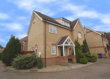 Thumbnail 5 bedroom detached house for sale in Lowes Close, Stevenage