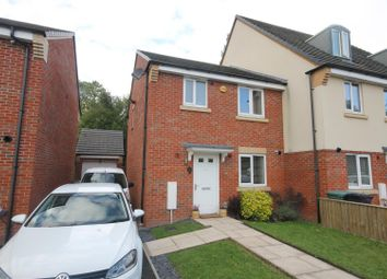Thumbnail 3 bed semi-detached house for sale in Penmire Grove, Walsall