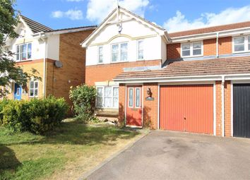 3 bed semi-detached house to rent in Odell Close, Barking, Essex IG11